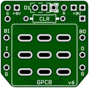 *3PDT Wiring Board – New v6 2021 Upgrade – Introductory Price