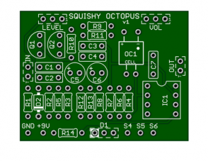 Squishy Octopus – 280 Style Compressor
