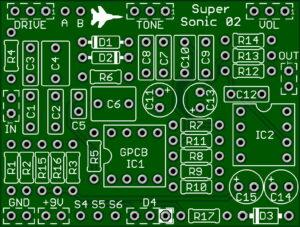 Super Sonic 02 – Cornish Style Drive