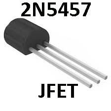 JFET 2N5457 – Guaranteed Genuine