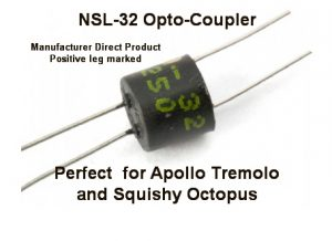 [GPCB] NSL-32 Opto-Coupler for Apollo Tremolo or Squishy Octopus
