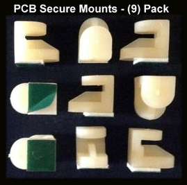PCB Secure Mounts – 9-Pack