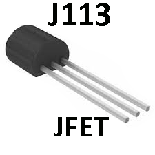 JFET J113 – Genuine Fairchild