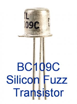 [GPCB] – BC109C – NOS CDIL (1) piece Perfect for DSOTM