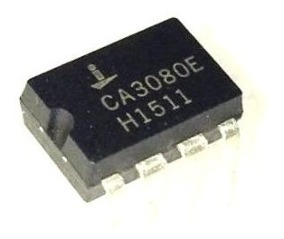 *  CA3080 IC for MoRC or Ross Compressor type circuit