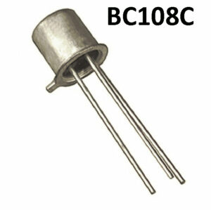 NPN Transistor BC108C (1) piece for DSOTM, Sun Face