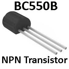 NPN Transistor BC550B