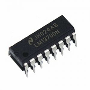 LM13700 Chip for SWAH and other.