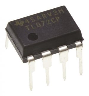 TL072 Factory Direct IC Chip