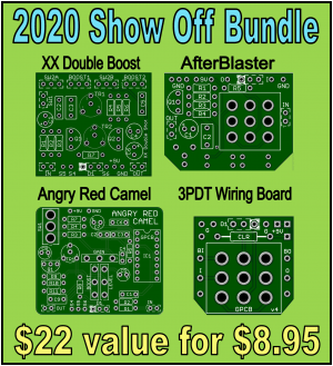 * 2020 Show Off Bundle! – Limited Quantities Available