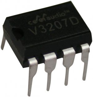 V3207D Cool Audio Analog Chip for Mini-Me and more.