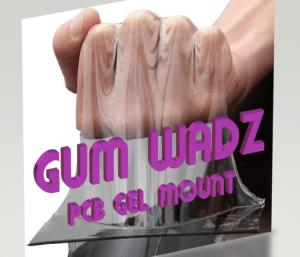 Gum Wadz – #1 Best PCB Mount Adhesive