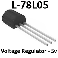 Voltage Regulator L78L05 Ancestral Apparition or Add-Verb