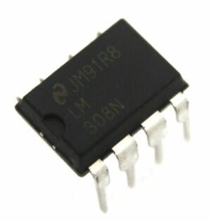 IC LM308N – Original Rat Chip for our best RATT Deluxe PCB
